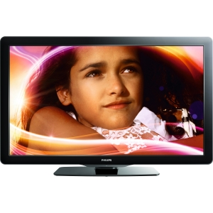 "Philips 40PFL3706 40"" 1080p LCD TV - 16:9 - HDTV 1080p - ATSC - 178° / 178° - 1920 x 1080 - Surround Sound, Dolby Digital - 3 x HDMI - USB - Media Player"