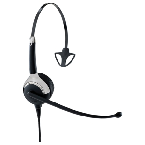 VXi UC ProSet Headset - Mono - Wired - Over-the-head - Monaural - Semi-open - Noise Cancelling Microphone