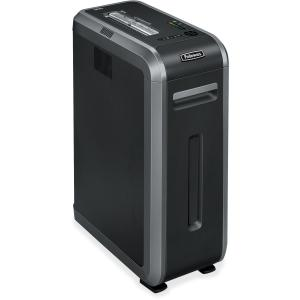 Fellowes Powershred 125Ci 100% Jam Proof Cross-Cut Shredder - Cross Cut - 18 Per Pass - 14 gal Waste Capacity