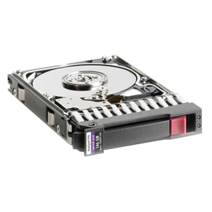 HP 146GB 6G SAS 10K SFF (2.5-inch) Dual Port Enterprise Hard Drive