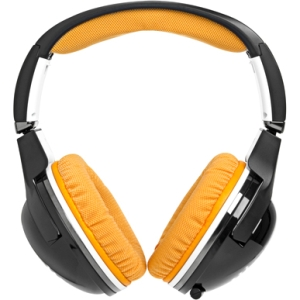 SteelSeries 7H Headset - Stereo - Mini-phone - Wired - 32 Ohm - 18 Hz - 28 kHz - Over-the-head - Binaural - Ear-cup - 9.80 ft Cable