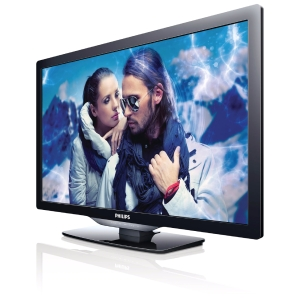 "Philips 32PFL4907 32"" 720p LED-LCD TV - 16:9 - HDTV - ATSC - 160° / 160° - 1366 x 768 - Surround Sound, Dolby Digital - 3 x HDMI - USB - Ethernet - Wi-Fi - DLNA Certified - PC Streaming - Internet Access - Media Player"