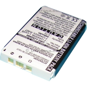 Dantona URC-LOG880 Remote Control Battery - 950 mAh - Lithium Ion (Li-Ion) - 3.7 V DC
