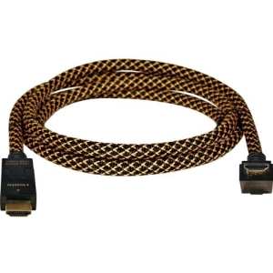 Steren HDMI Cable with Ethernet - HDMI for Audio/Video Device - 12 ft - HDMI Digital Audio/Video