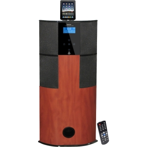 PyleHome PHST94IPCW 2.1 Home Theater System - 600 W RMS - Cherry Wood - iPod Supported