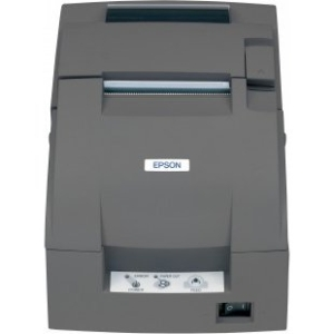 Epson TM-U220B Receipt Printer - Monochrome - 6 lps Mono - 180 dpi
