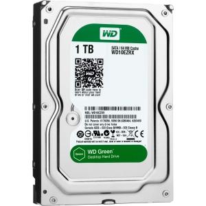 Western Digital WD Green 1TB 3.5 SATA Internal Hard Drive (WD10EZRX)