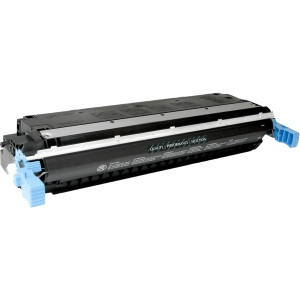 V7 Black Toner Cartridge for HP Color LaserJet 5500, 5500DN, 5500DTN, 5500HDN, 5500N, 5550N, 5550DTN C9730A 13K YLD - Laser - 13000 Page