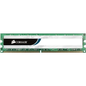 Corsair 8GB DDR3 SDRAM Memory Module - 8 GB (1 x 8 GB) - DDR3 SDRAM - 1333 MHz - Non-ECC - Unbuffered - 240-pin DIMM