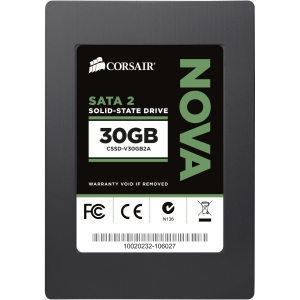 Corsair Nova 2 30 GB 2.5&quot; Internal Solid State Drive - SATA