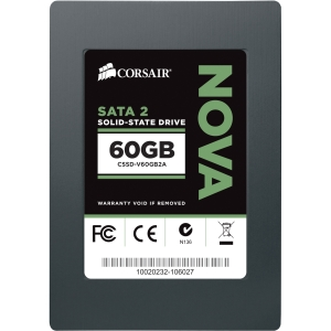 "Corsair Nova 2 60 GB 2.5"" Internal Solid State Drive - SATA"