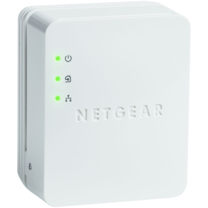 Netgear Powerline AV 200 Nano Adapter - 1 x Network (RJ-45) - 5000 Sq. ft. Area Coverage - HomePlug AV - Fast Ethernet
