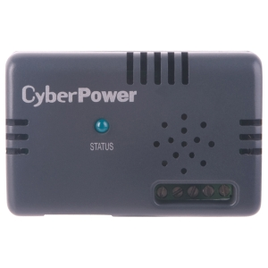 CyberPower ENVIROSENSOR Enviromental Sensor - Temperature &amp; Humidity Monitoring - 1.8% Temperature Accuracy - 2% Humidity Accuracy