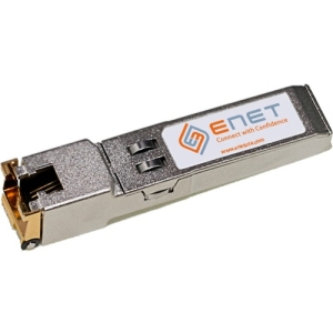 eNet GLC-T-ENC SFP (mini-GBIC) Transceiver Module - 1 x 1000Base-T LAN