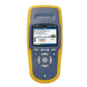 Fluke Networks LinkRunner LRAT-1000 Network Testing Device