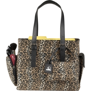 "WIB Liberator WIB-LIBDL4 Carrying Case (Tote) for 15.4"" Notebook - Leopard - Microfiber"