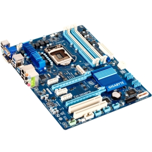 Gigabyte Ultra Durable 4 Classic GA-Z77-D3H Desktop Motherboard - Intel Z77 Express Chipset - Socket H2 LGA-1155 - ATX - 1 x Processor Support - 32 GB DDR3 SDRAM Maximum RAM - CrossFireX Support - Serial ATA/600, Serial ATA/300 RAID Supported Controller -