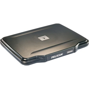 "Pelican HardBack 1065CC Carrying Case for 10"" iPad - Black - Watertight, Crush Proof, Dust Proof"