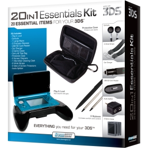 dreamGEAR 20 in 1 Essentials Kit