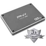 "PNY 120 GB 2.5"" Internal Solid State Drive - SATA"