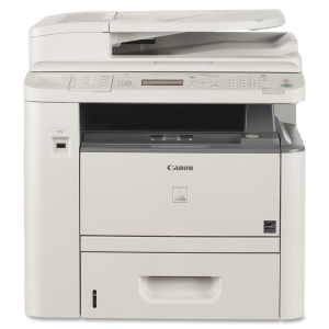 Canon imageCLASS D1350 Laser Multifunction Printer - Monochrome - Plain Paper Print - Desktop - Printer, Scanner, Copier, Fax - 35 ppm Mono Print - 1200 x 600 dpi Print - 35 cpm Mono Copy LCD - 600 dpi Optical Scan - Automatic Duplex Print - 550 sheets In