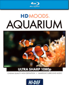 HD Moods Aquarium - Blu-Ray