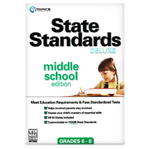 State Standards Deluxe: Middle School Edition
