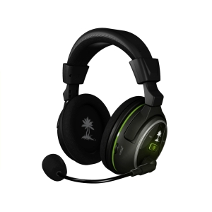 Turtle Beach Ear Force XP400 Headset - Surround - Wireless - RF - 30 ft - 20 Hz - 20 kHz - Over-the-head - Binaural - Ear-cup - Condenser Microphone