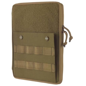 M-Edge Carrying Case for iPad - Tan - Nylon