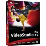 Corel VideoStudio v.X5 Pro - Complete Product - 1 User - Video Editing - Standard Mini Box Retail - DVD-ROM - PC - English