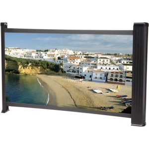 "Da-Lite Pico Projection Screen - Manual - 14.8"" x 26"" - Video Spectra 1.5 - 30"" Diagonal - 16:9 - Portable"