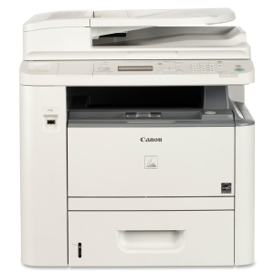 Canon imageCLASS D1320 Laser Multifunction Printer - Monochrome - Plain Paper Print - Desktop - Printer, Scanner, Copier - 35 ppm Mono Print - 1200 x 600 dpi Print - 35 cpm Mono Copy LCD - 600 dpi Optical Scan - Automatic Duplex Print - 550 sheets Input -