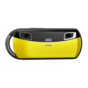 3D Camera and 3D Viewer Bundle (Yellow)
