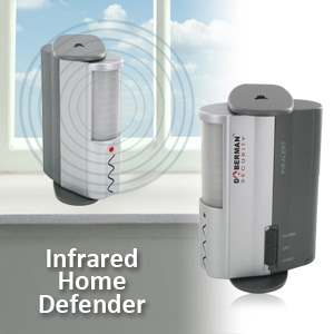 Doberman Infrared Home Defender (Motion Detector) - SE-0104