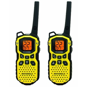 Motorola MS350R Two Way Radio - 184800 ft