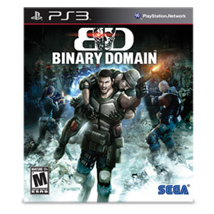 Binary Domain (PlayStation 3)