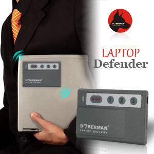 Doberman Security Laptop Defender -  SE-0210