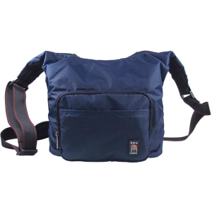 Ape Case Envoy Carrying Case (Messenger) for Camera - Cool Blue - Ripstop Nylon