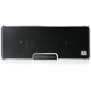 i.Sound ISOUND-1658 2.0 Speaker System - 3 W RMS - Wireless Speaker(s) - Black - USB