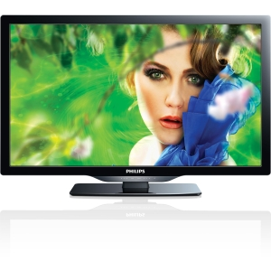 "Philips 32PFL4507 32"" 720p LED-LCD TV - 16:9 - HDTV - ATSC - 178° / 178° - 1366 x 768 - Surround Sound, Dolby Digital - 3 x HDMI - USB - Media Player"