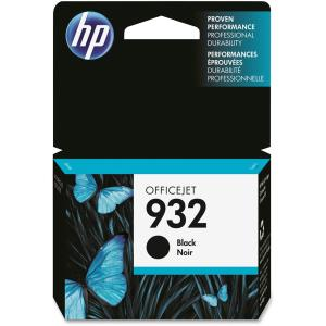HP 932 Ink Cartridge - Black - Inkjet
