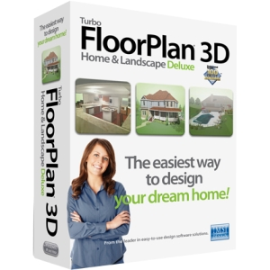 IMSI TurboFloorPlan 3D Home & Landscape v.16.0 Deluxe - Creativity Application - 10