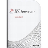 Microsoft SQL Server 2012 Standard Edition - Complete Product - 1 Server, 10 CAL - DBMS - Standard Retail - DVD-ROM - PC - English