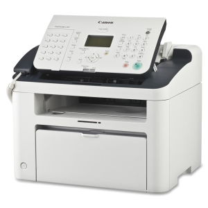 Canon FAXPHONE L100 Laser Multifunction Printer - Monochrome - Plain Paper Print - Desktop - Printer, Copier, Fax, Telephone - 19 ppm Mono Print - 1200 x 600 dpi Print - 12 cpm Mono Copy LCD - 150 sheets Input - USB