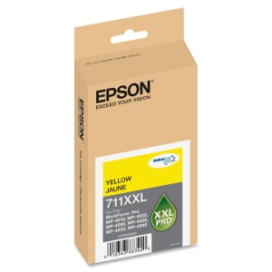 Epson XXL Yellow Ink Cartridge - Yellow - Inkjet - 3400 Page