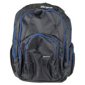 Targus CVR616 Groove Backpack -  (Black/Blue)