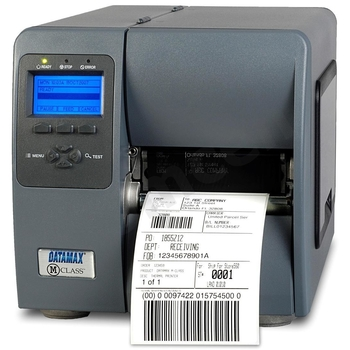 DATAMAX M-Class 4210 Thermal Label Printer - USB, Serial, Parallel
