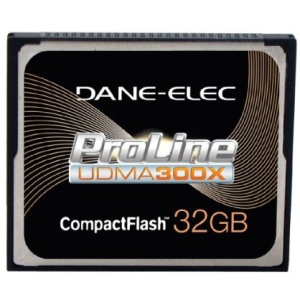 Dane-Elec DACF3032GC 32 GB CompactFlash (CF) Card - 1 Card