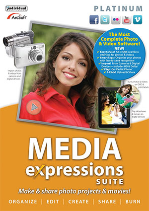 Media Expressions 3 Platinum Suite