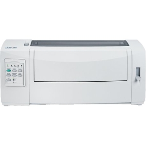 Lexmark Forms Printer 2580+ Dot Matrix Printer - Monochrome - 9-pin 80 -column - 618 cps Mono - 240 x 144 dpi - USB - Parallel